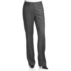 Atelier Luxe Nailhead Pants - Side Pockets (For Women)