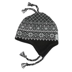Kootenay Knitting Company Banff Hat - Merino Wool, Ear Flaps (For Men and Women)