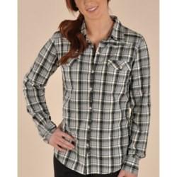 Gramicci Wilderosa Shirt - Long Sleeve (For Women)