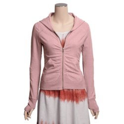 Gramicci Lulu Andalusia Jacket with Hood - French Terry (For Women)