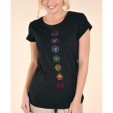 Gramicci Align T-Shirt - Organic Cotton, Short Sleeve (For Women)