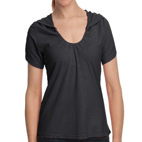 Gramicci Elise Shirt - Hemp-Organic Cotton, Short Sleeve (For Women)