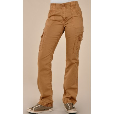 Gramicci Carver Tek-Terra Pants - UPF 30, Cotton Canvas (For Women)