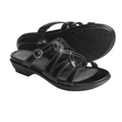 Dansko Cammie Sandals - Full-Grain Leather (For Women)