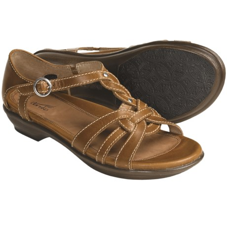 Dansko Calliope Sandals - Full-Grain Leather (For Women)