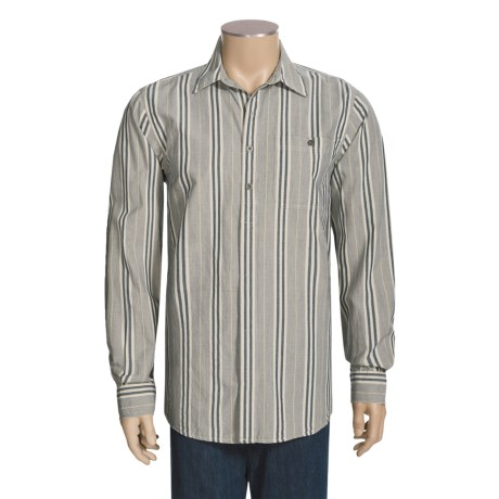 Gramicci Baza Shirt - Organic Cotton, Long Sleeve (For Men)