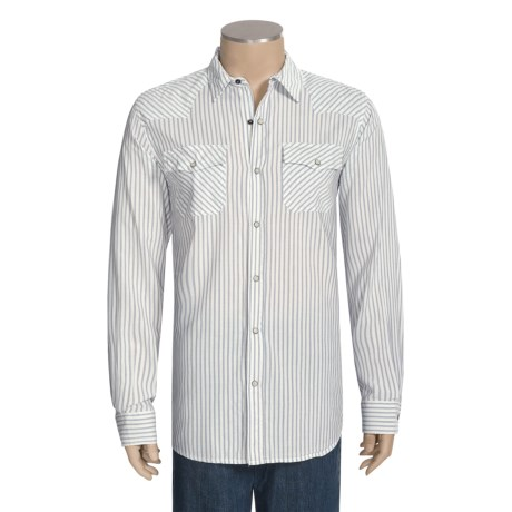 Gramicci Ibis Shirt - Long Sleeve (For Men)