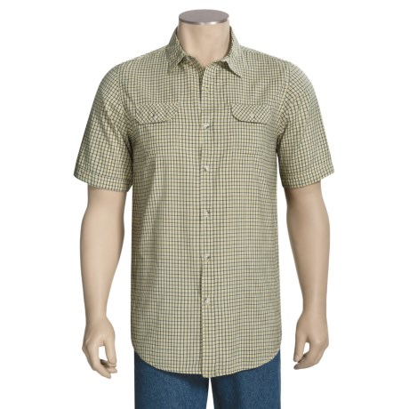 Gramicci Ekena Shirt - Short Sleeve (For Men)
