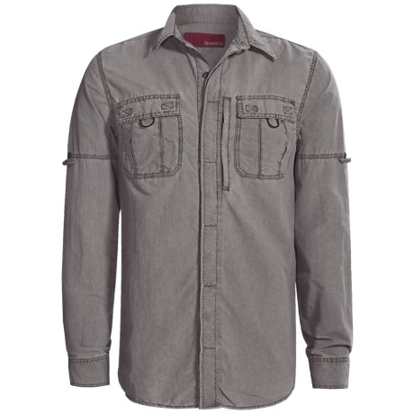 Gramicci Journeyman Rockit Shirt - Long Sleeve (For Men)
