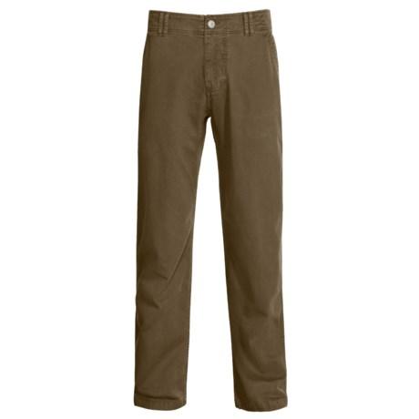 Gramicci Guide Dourada Pants - Cotton Twill, Straight Leg (For Men)