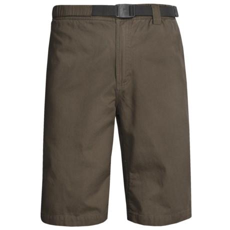 Gramicci Crag Twill Shorts (For Men)
