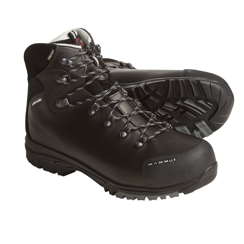 mammut mt trail xt gore tex hiking boots for men 3933r. Black Bedroom Furniture Sets. Home Design Ideas
