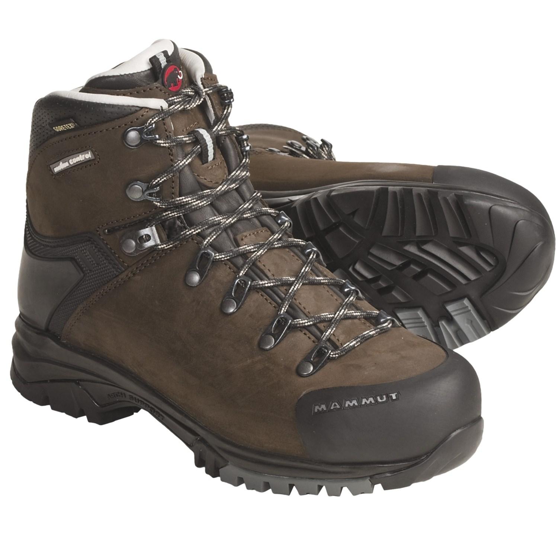 mammut mt crest gore tex hiking boots for men 3933t. Black Bedroom Furniture Sets. Home Design Ideas