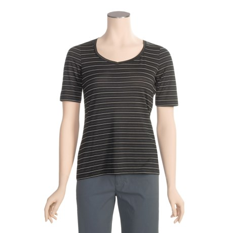Royal Robbins Go Litely Shirt - Short Sleeve (For Women)