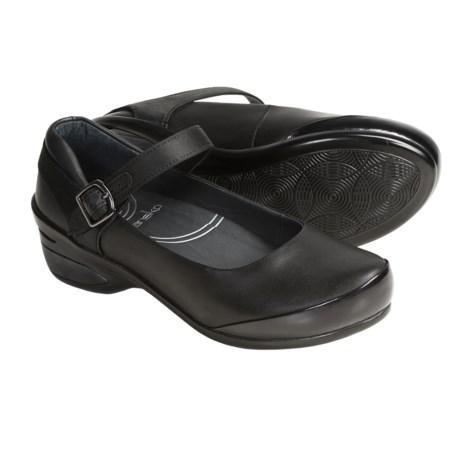 Dansko Allegra Mary Jane Shoes - Leather (For Women)