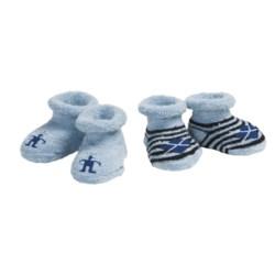 SmartWool Baby Bootie Batch Socks - Merino Wool, 2-Pack (For Infants)