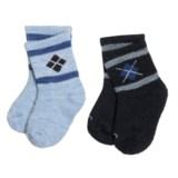 SmartWool Baby Sock Sampler - Merino Wool, Midweight (For Infants)