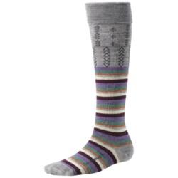 SmartWool High Isle Socks - Merino Wool, Over-the-Calf (For Women)