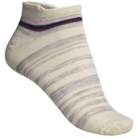 SmartWool Yipes Stripes Low Socks - Merino Wool (For Women)