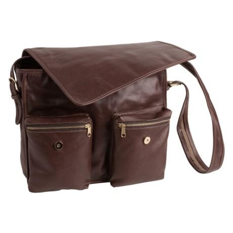 Aston Large Messenger Bag