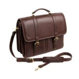 Aston Leather Briefcase