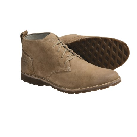 comfortable timberland lace up desert boots suede for men review by rjs from nashville. Black Bedroom Furniture Sets. Home Design Ideas