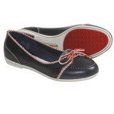 Timberland Earthkeepers Belle Island Boat Ballerina Shoes - Leather (For Women)