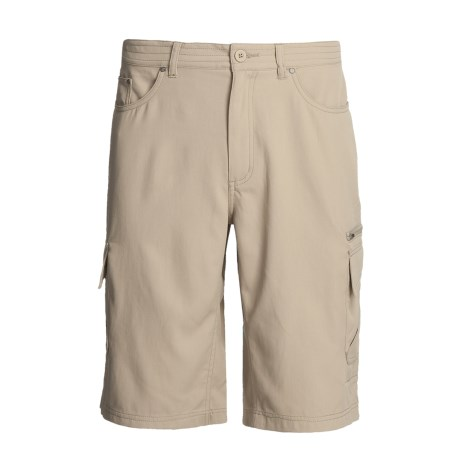 Royal Robbins Mountain Hauler Shorts - Billy Goat® Nylon Canvas, UPF 50+ (For Men)