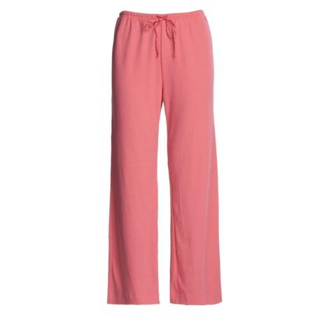 Cotton Knit Pants (For Women)