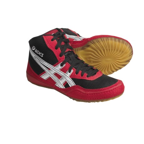 Asics youth wrestling shoes - Review of Asics Matflex 2 GS ...