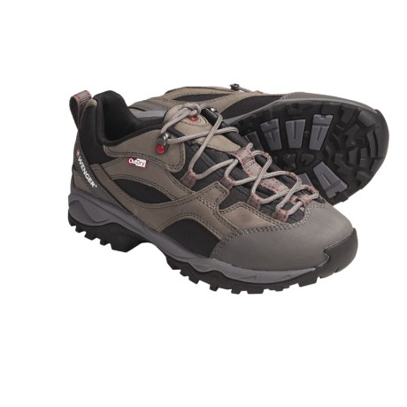 Wenger Boulder Trail Shoes - Waterproof (For Women)