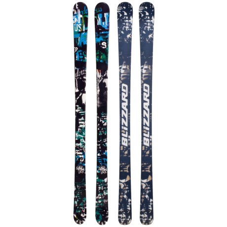 Blizzard 2010/2011 The Solution Alpine Skis