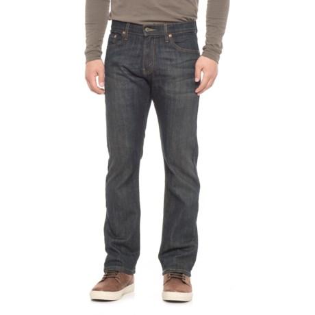 Levi's Authentics Signature Jeans - Regular Fit, Straight Leg (For Men)