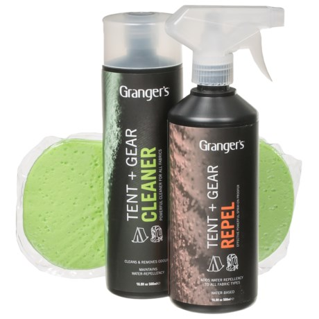 Granger's Tent and Gear Care Kit