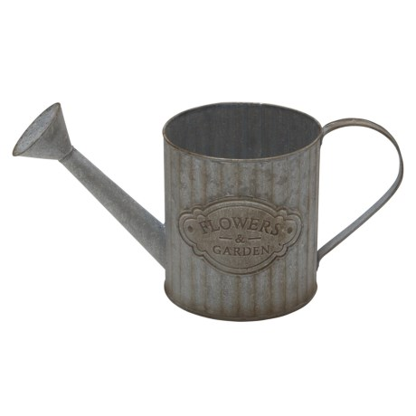 Home Essentials & Beyond Galvanized Watering Can - 15""