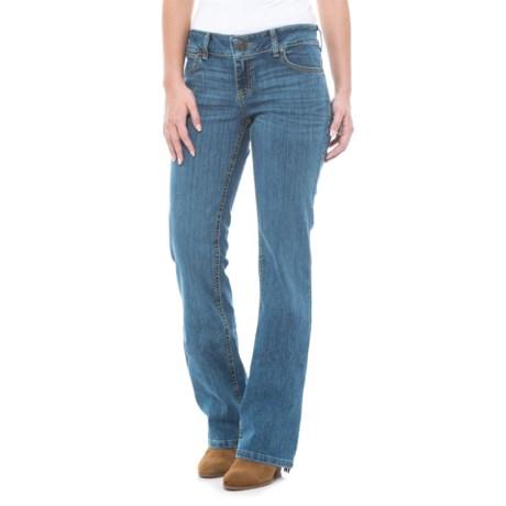 Wrangler Retro Booty-Up Bootcut Jeans (For Women)