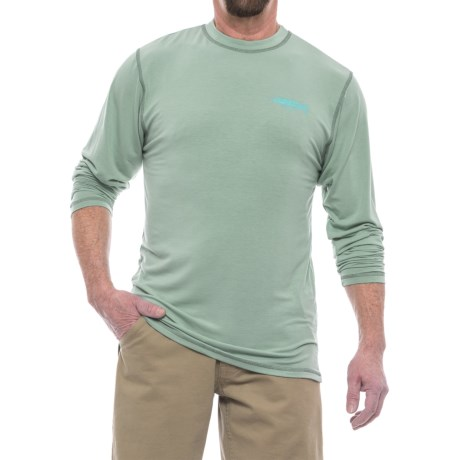 Rep Your Water Florida Redfish High-Performance T-Shirt - Long Sleeve (For Men)