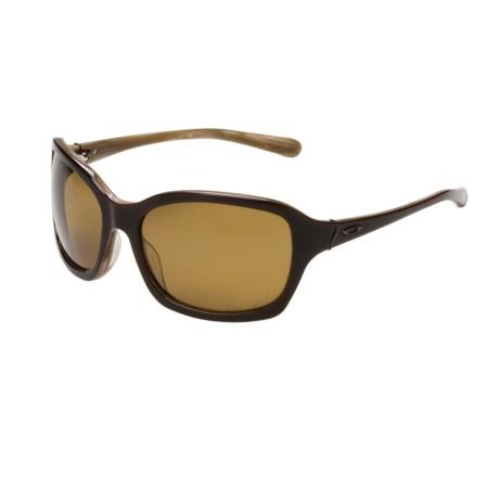 Oakley Taken Sunglasses - Polarized (For Women)