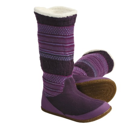 SmartWool Over Easy Slippers - Merino Wool (For Women)