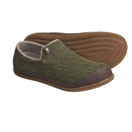SmartWool Mocaroon Slippers - Merino Wool (For Men)