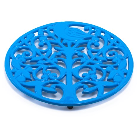 Old Dutch International Cast Iron Tree of Life Trivet