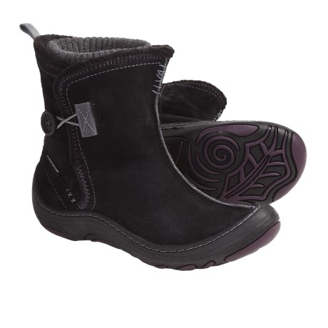 Privo by Clarks Hayseed Ankle Boots - Waterproof Suede (For Women)