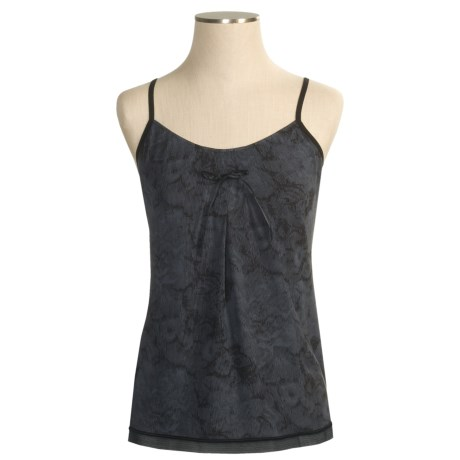 Calida Moon Shadow Tank Top - Micromodal®, Spaghetti Strap (For Women)