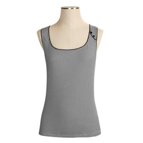 Calida Meet 'N Greet Tank Top - Stretch Cotton Jersey (For Women)