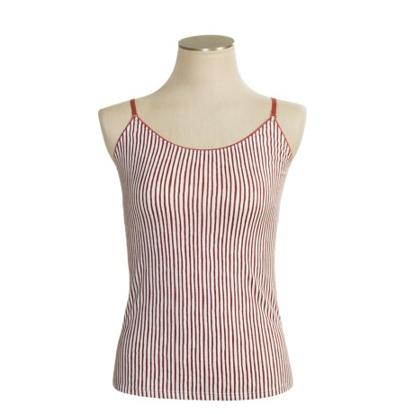Calida Spare Time Tank Top - Pima Cotton Jersey, Spaghetti Strap (For Women)