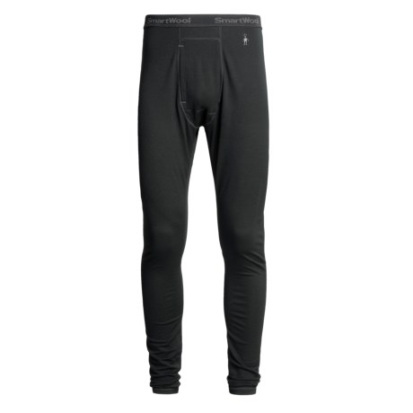 SmartWool NTS Base Layer Bottoms - Merino Wool, Lightweight (For Men)