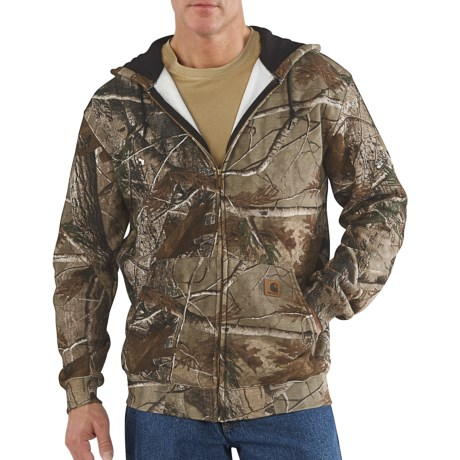 Carhartt WorkCamo AP Hoodie Sweatshirt - Midweight (For Men)
