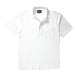 Outer Banks Essential Polo Shirt - Cotton Pique, Short Sleeve (For Men)