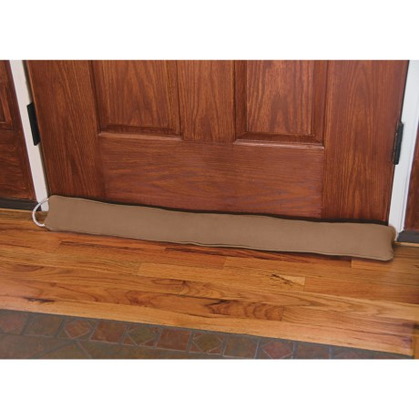 Palmilla Home Furnishings Draft Blocker - Faux Suede