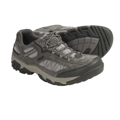 Teva Verdon Trail Shoes - Suede (For Men)